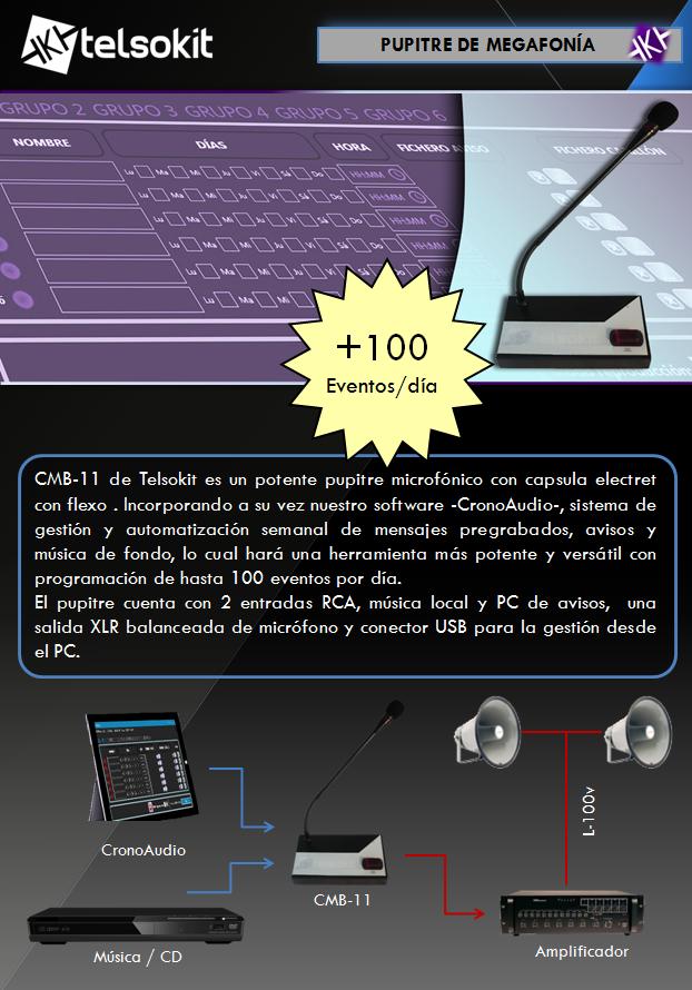 CronoAudio/CMB-11